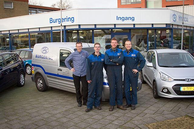 Auto Garage Beverwijk : Over ons autobedrijf burgering